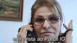 Entrevista Vidente Rosa Maria Jaques Portal IG 15 setembro 2010 parte 2.wmv