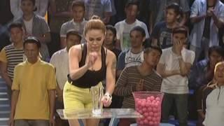 Pong To Third Power | Minute To Win It - Last Man Standing