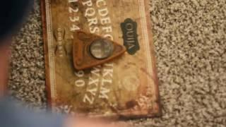 Paranormal Activity Zozo Ouija Board Experience