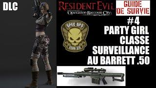 ☣ Resident Evil Operation Raccoon City #4 DLC SPEC OPS Party Girl au Sniper Barrett 50