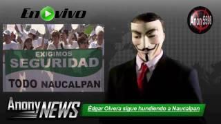 Édgar Olvera sigue hundiendo a Naucalpan