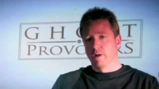 Ghost Provokers - Dr. David Jordan Bio