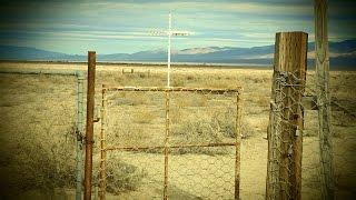 """Dixie Valley Nevada - Part 8 """"Ranchers Rest Cemetery"""""""