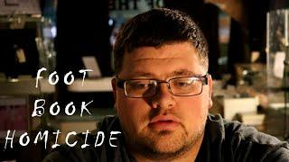 Paranormal Quest® Foot Book Homicide