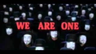 Anonymous Mèxico Million Mask March