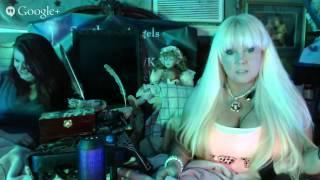 Haunted Antique FInds, Interdimensional time travel and Beings, Black Scrying w/smoke, tarot