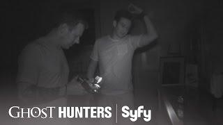GHOST HUNTERS (Clips) | 'Splitting Headache' | Syfy