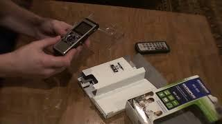 Ghost hunting equipment- new olympus digital voice recorder