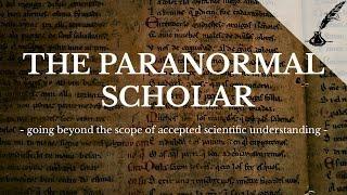 Website Announcement | paranormalscholar.com