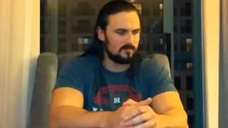 Wrestling Super Star Drew Galloway asks The Cursed fans to support the promo tour