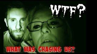 SOMETHING CHASED US | WHITE LADIES PRIORY | HAUNTED RUINS