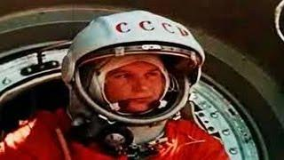 Valentina Tereshkova in space