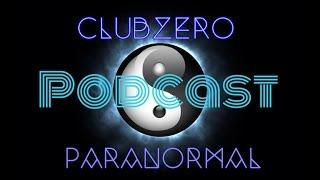 ClubZero Paranormal Podcast - Dr Ciaran Okeefe