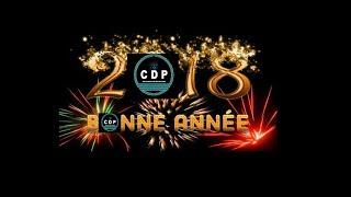 CDP   bonne année 2018 happy new year