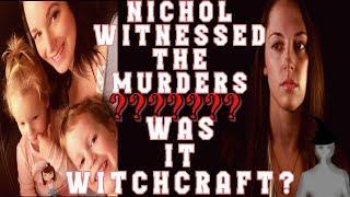 Nichol Kessinger WITNESSED THE MURDER!? EVPs During INTERVIEW