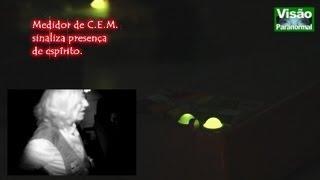 Caça Fantasmas Prédio Comercial Pirituba SP Visão Paranormal parte2