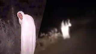 Real Ghost Caught on Tape Near Forest Cabin | Scary Video | Shocking Ghost Sightings | Horror Video