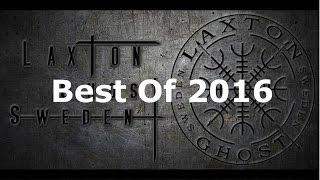 Spökjägarna LaxTon Ghost Sweden The best of 2016