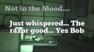 """Spirit Box Session """"Not Alone in the PNP Studio"""" aka The Garage - Great Responses, Angry Spirits"""