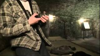 Creepy Castle Haunted by Monkey Ghost 2: EVP, Russell Crowe and Evil Car