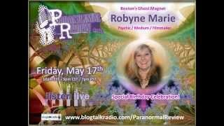 Paranormal Review Radio - Medium Robyne Marie LIVE