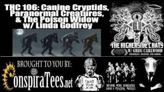 Linda Godfrey | Canine Cryptids, Paranormal Creatures & The Poison Widow