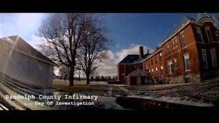 Randolph County Infirmary... Living Dead Paranormal   Preview