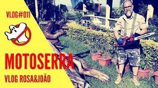 MOTOSERRA Vlog#011 Rosa&João - Caça Fantasmas Brasil