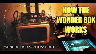 Spirits use Cat meows to speak through my Wonder Box. How it works.