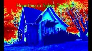 Haunting in Selma Indiana Part2 1/30/16 Seek the Truth Paranormal Investigations