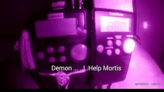"""Demon I Help Mortis"".. Mags Annotated Dark Beezle Session."
