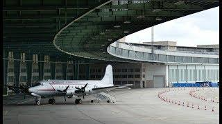 INSIDE A HUGE ABANDONED INTERNATIONAL AIRPORT (FOUND PLANE)