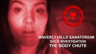 Waverly Hills - The Body Chute