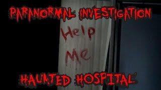 OLD SOUTH PITTSBURG HOSPITAL INVESTIGATION CAUGHT ON TAPE PART TWO: THE WALK-THROUGH