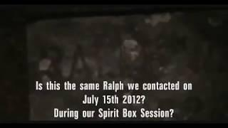 FINDING RALPH - HORTON CEMETERY - July 22 2012