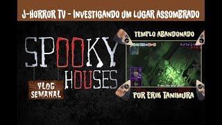 Análise Espiritual - J-HorrorTV - Templo abandonado