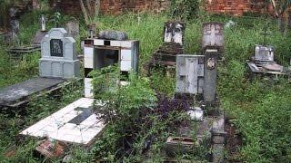 Στοιχειωμένο Νεκροταφείο - Άνω Σκοτίνα