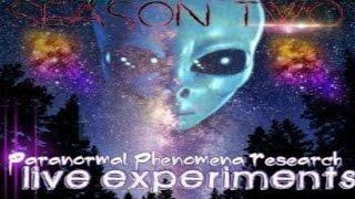 Real Paranormal Activity | LIVE Paranormal Research | ALIEN COMMUNICATION| Season 2, Ep. 3