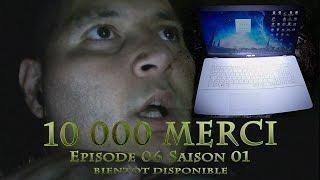 CHASSEUR DE FANTÔMES - 10 000 ABONNES