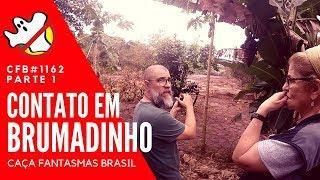 Contato em Brumadinho CFB#1162 Parte 1 - Caça Fantasmas Brasil
