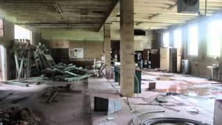 Central State Hospital - Carpentry building EVP Session