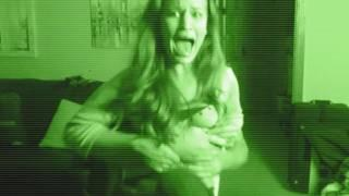 A REAL PARANORMAL ACTIVITY! (Actual Real Footage)