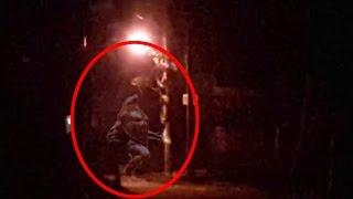 OMG! Spine chilling Video Of Scary Creature Caught On Camera | Scary Videos