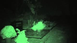 Paranormal Research in Grafenhausen Germany pt 1