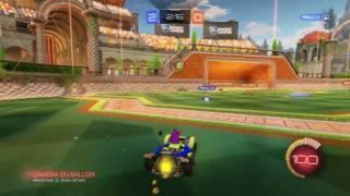 Trucs stylés Rocket league et fifa