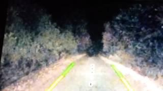 Bigfoot Chases car in Colorado Send In Breakdown