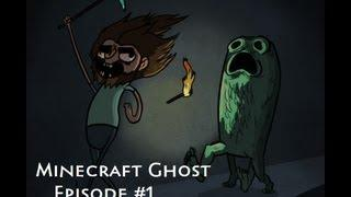 Minecraft Ghost Hunters: Episode 1