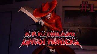 "Tokyo Twilight Ghost Hunters - Walkthrough - Episode 1: ""Change the World"" {English, Full HD}"