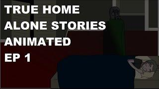 True Home Alone Stories Episode 1 Animated