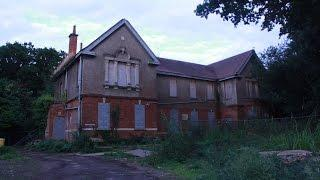 Exploring Joe Weller's Haunted Mental Asylum!! (PARANORMAL ACTIVITY!)